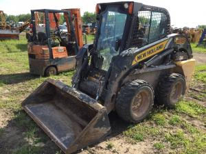 NEW HOLLAND L218 Equipment Parts Unit