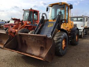 JCB 416B HT Equipment Parts Unit