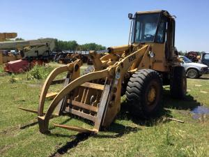 CAT 926E Equipment Parts Unit