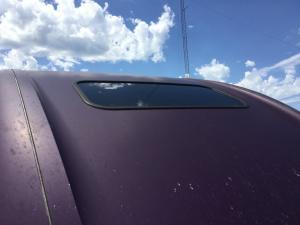 FREIGHTLINER FLD120 Roof Glass