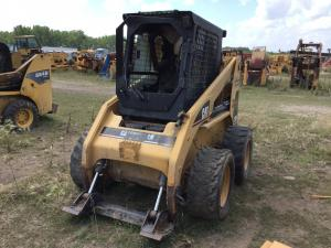 CAT 236 Equipment Parts Unit
