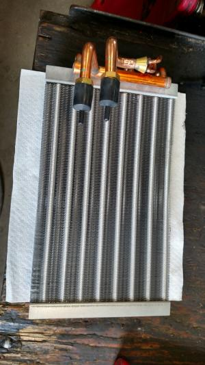 KENWORTH T300 Air Conditioner Evaporator