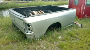 DODGE DODGE 2500 PICKUP Box (Pickup Bed)