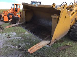 TROJAN 2000 Wheel Loader Attachments