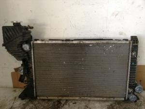 DODGE SPRINTER Cooling Assy. (Rad., Cond., ATAAC)