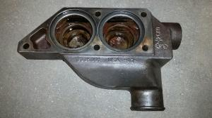 CUMMINS N14 CELECT+ Thermostat Housing