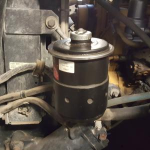 FORD L8501 Power Steering Resevoir