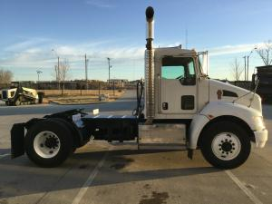 recent arrival KENWORTH T370
