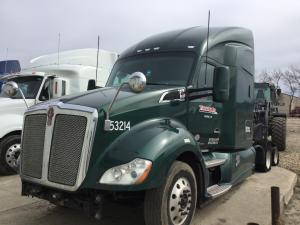 recent arrival KENWORTH T680