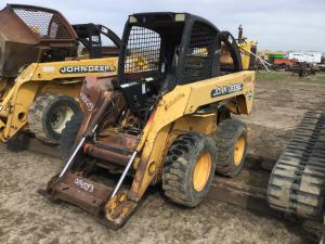 JOHN DEERE 260 Equipment Parts Unit
