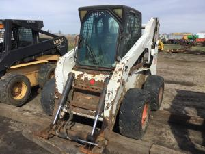 BOBCAT S250 Equipment Parts Unit
