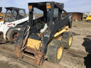 NEW HOLLAND LX865 Equipment Parts Unit