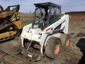 BOBCAT 863 Equipment Parts Unit