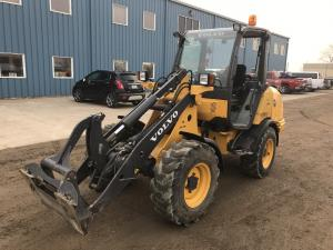 VOLVO L20B Equipment Parts Unit