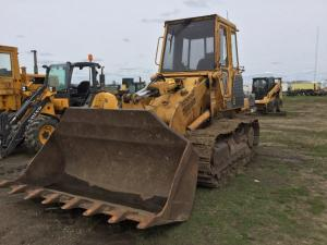 CAT 953 Equipment Parts Unit
