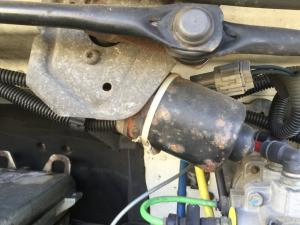 FREIGHTLINER M2 106 Wiper Motor, Windshield