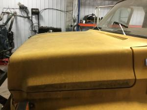 Chevrolet c60 hood