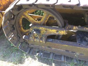 INTERNATIONAL TD 9 Track Idler