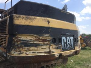 CAT 345BL Weight