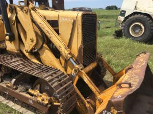 JOHN DEERE 555A Loader Arm