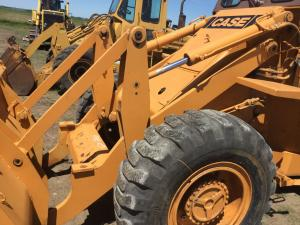 CASE W20B Loader Arm
