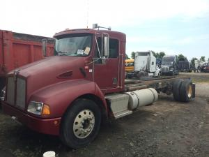 recent arrival KENWORTH T300