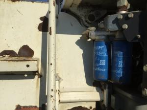 TEREX TA30 Body, Misc. Parts