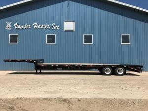 MAURER 45' DROP DECK Trailer