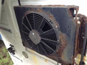 CARRIER ALL OTHER APU, Condensor Fan