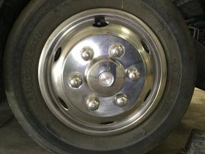 GMC W5500 Wheel Cover