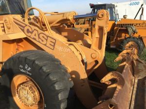 CASE 621B Loader Arm
