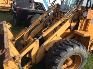 CASE W11 Loader Arm