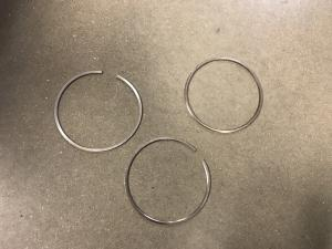 CUMMINS ISX15 Piston Rings