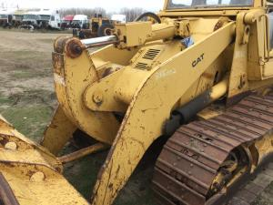 CAT 953 Loader Arm