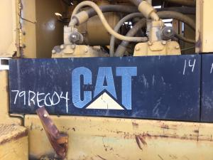 CAT 235 Body, Misc. Parts