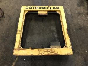 CAT 953  Radiator Support