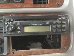 PETERBILT 387 A/V Equipment