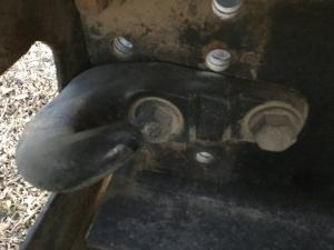 INTERNATIONAL 7600 Tow Hook
