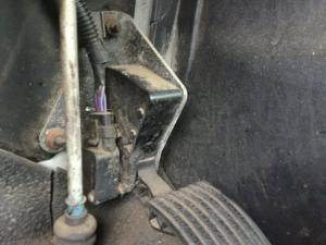 INTERNATIONAL 8600 Foot Control Pedals