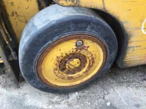 MISC EQU OTHER Tire and Rim