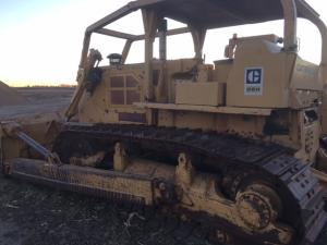 CAT D8H Equipment Units