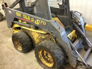 NEW HOLLAND LS170 Loader Arm