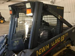 NEW HOLLAND LS170 Cab Assembly