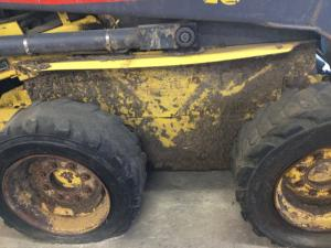 NEW HOLLAND LS170 Fender