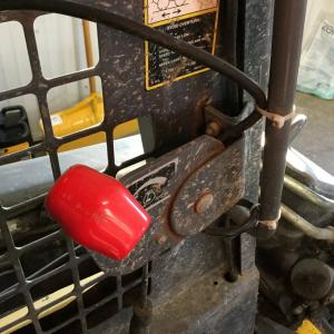 NEW HOLLAND LS170 Throttle Pedal