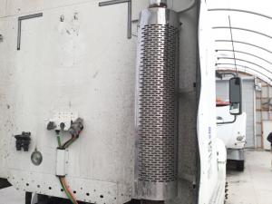 FREIGHTLINER COLUMBIA 120 Exhaust Guard