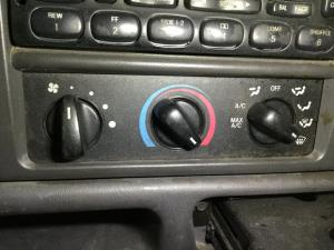 FORD F650 Heater & AC Temperature Control