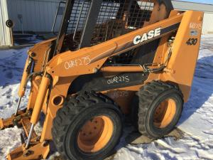 CASE 430 Loader Arm