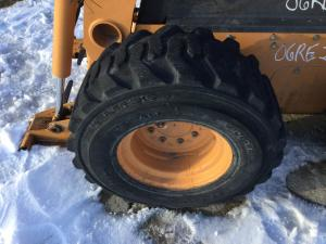 CASE 430 Tire and Rim