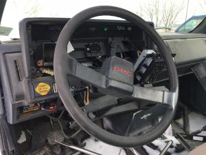GMC C7500 Steering Wheel